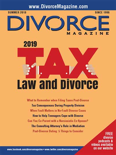Free download of Divorce Magazine 2018 Summer