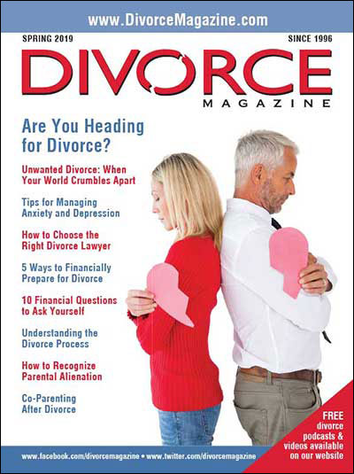 Divorce Magazine 2019 Spring